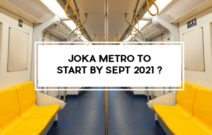 Is Joka Metro on its way to start by September 2021?