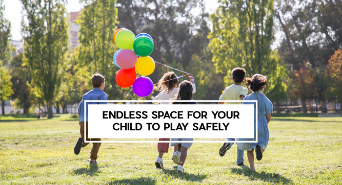 Gems City offers child-friendly community living in India