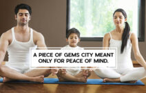 Live in Gems City and Yield the Benefits of Yoga in Your Daily Life